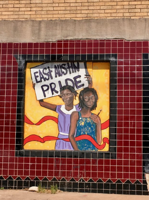 East Austin PRIDE Mural